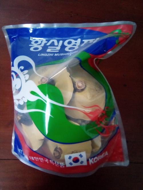 Nấm linh chi Hoangsil Hàn Quốc