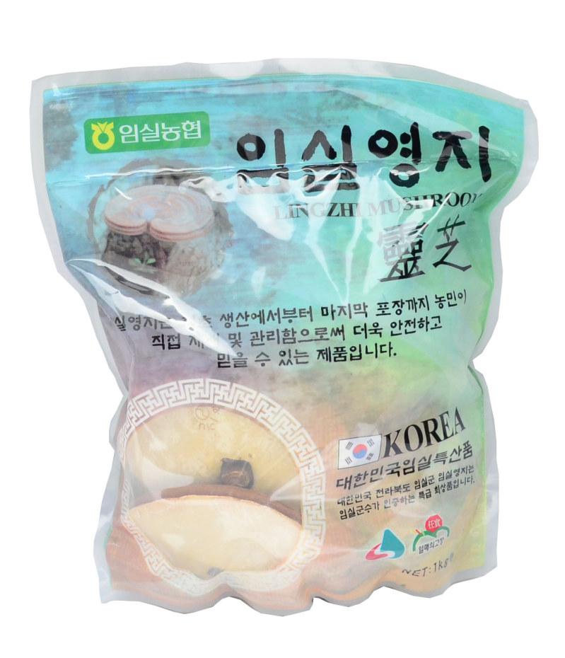 Nấm linh chi thơm Hàn Quốc