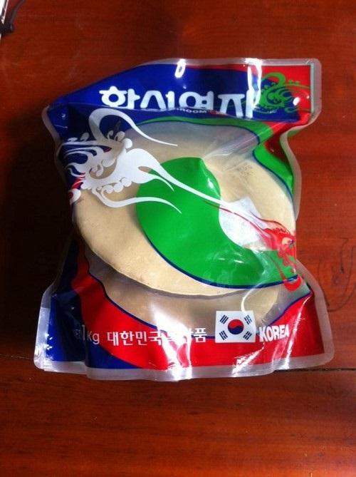 Nấm linh chi Hwoangsil